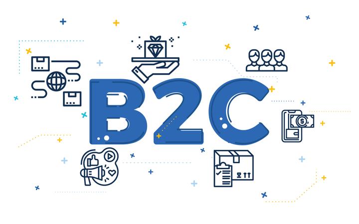 企业如何定位B2C电商平台